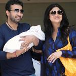 Shilpa Shetty is the newest mom in Tinsel Town