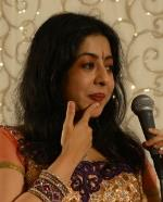 Playback singer Sanjeevani helps Ekal's annual fund-raiser
