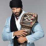 Good Sports: INDO-CANADIAN WRESTLER WINS WWE TITLE