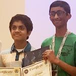 Vishal and Vishaal excel at Georgia Geography Bee