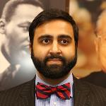 "Munir Meghjani honored in Emory's ""40 Under Forty"""