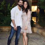 Mira throws pre-birthday bash for hubby Shahid