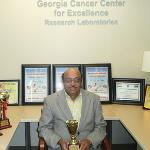 Dr. Shyam Reddy receives multiple awards