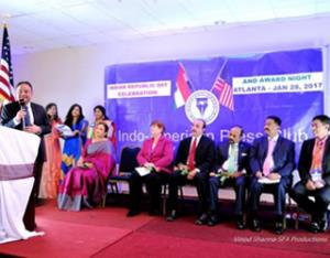 Indo-American Press Club's first Republic Day celebration and award ceremony