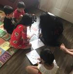 SEWA Summer Internship: tutoring Bhutanese and surveying