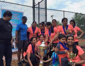 Vibha Brings Women's Cricket to Atlanta