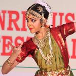 Budding Dancer Harini dazzles in Chennai Festival Season