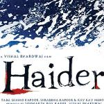MOVIE REVIEW: Haider