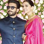 Deepika to play Ranveer's wife on screen