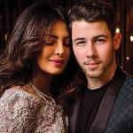Merry X-mas and a Happy New Year for Priyanka, Nick Jonas