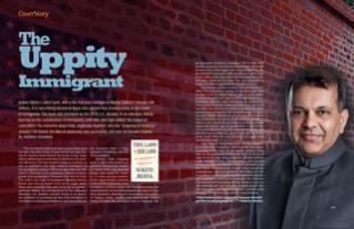 The Uppity Immigrant